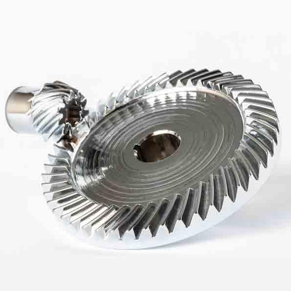 Spiral Bevel Gear Set